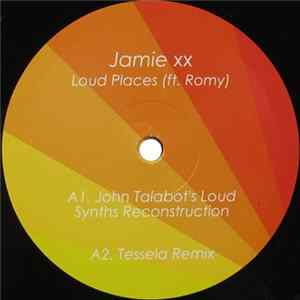 Jamie XX - Loud Places (Remixes) Album