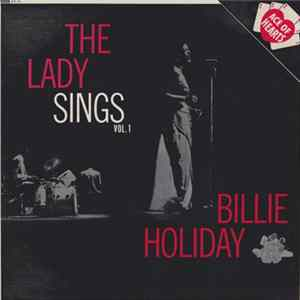 Billie Holiday - The Lady Sings - Vol. 1 Album