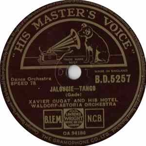 Henry King And His Pierre Hotel Orchestra / Xavier Cugat And His Hotel Waldorf-Astoria Orchestra - Tu-Sais / Jalousie Album