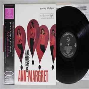 Ann-Margret - And Here She Is Album