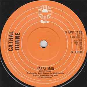 Cathal Dunne - Happy Man Album
