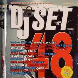 Various - DJ Set Volume 48 Album