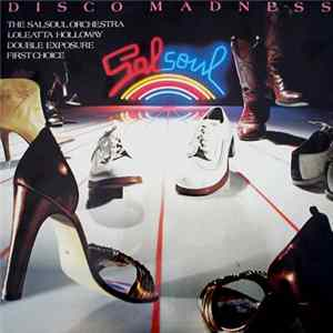 Various - Disco Madness Album