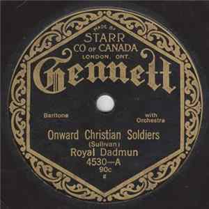 Royal Dadmun - Onward Christian Soldiers / The Holy City Album