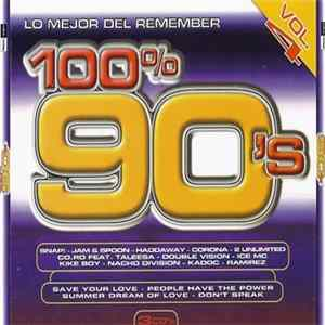 Various - 100% 90's Vol.4 Album