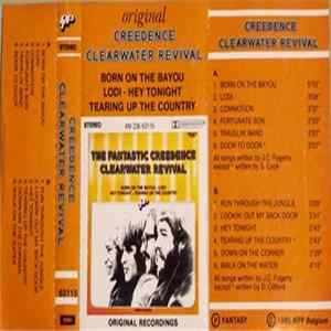 Creedence Clearwater Revival - The Fantastic Creedence Clearwater Revival, (Original Creedence Clearwater Revival; The Fantastic...) Album