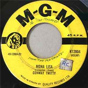 Conway Twitty - Mona Lisa Album