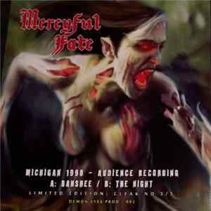Mercyful Fate - Michigan 1998 - Audience Recording Album